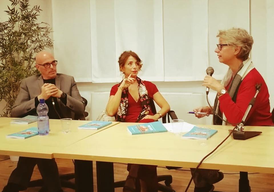 ESSERE CURA. Una rivoluzione gentile. Presentazione presso la Sala Stampa Nazionale Milano